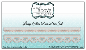 Lacey Trim Duo Die Set