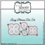 Loopy Blooms Die Set