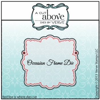 Occasion Frame Die