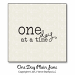 One Day Plain Jane