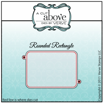 Rounded Rectangle Die
