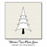 Winter Tree Plain Jane