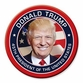 45th President Donald Trump Button