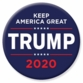 Trump 2020 Button