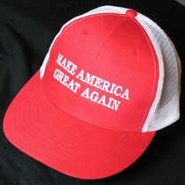 Make America Great Again Trucker Cap