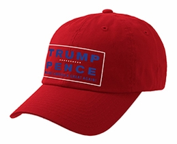 Red Trump Pence Cap