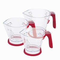 3 Piece Measuring Cup Set