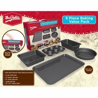 5 Piece Baking Celebrations Set