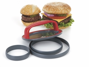 5pc Patty Press