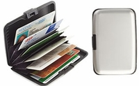 Aluminum RFID Card Case