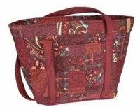 Autumn Leah Tote by Donna Sharp