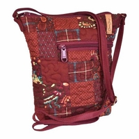 Autumn Penny Bag by Donna Sharp