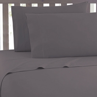 Super Soft 2100 Series Gray Sheet Set