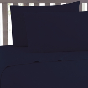 Super Soft 2100 Series Navy Sheet Set