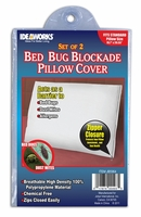 Bed Bug Blockade Pillow Cover