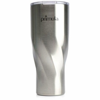 Brushed Stainless Steel Mug-Large