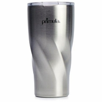 Brushed Stainless Steel Mug - Standard