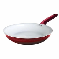 "Candy Apple Frying Pan 8"" Round"
