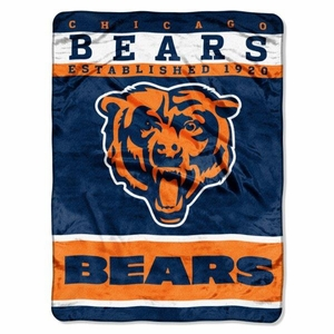 Chicago Bears NFL Team Blanket