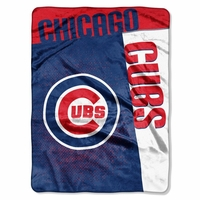 Chicago Cubs Blanket