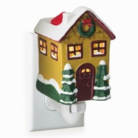Cottage Plug In Fragrance Warmer