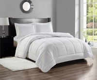 Dartmouth Down Alternative Comforter:  White