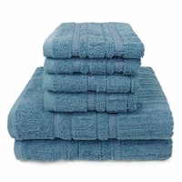 Denim Spa Bath Ensemble