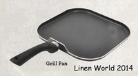 "Ecolution Cookware - 11"" grill pan"