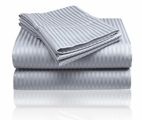Embossed Sheet Set - Gray