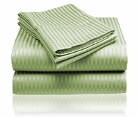 Embossed Sheet Set - Sage