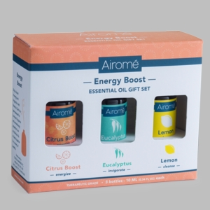 Energy Boost Essential Oils Gift Set