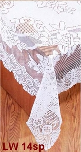 Erin Lace Tablecloth