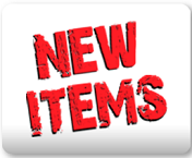 Exciting & New Items