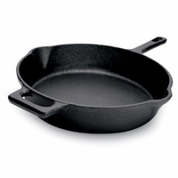 Farmhouse Cast Iron Skillet