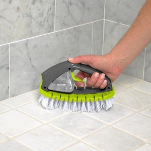 Flex Dispensing Scrub Brush