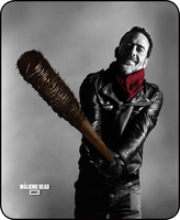 Negan ~ Say Hello to Lucille Walking Dead Blanket
