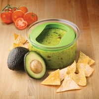 Fresh Guacamole Keeper