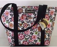 Glam Leah Tote by Donna Sharp