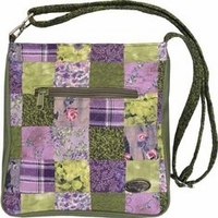 Grape Patch (Ext) Hipster Bag by Donna Sharp