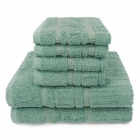Green Spa Bath Ensemble