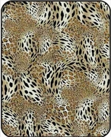 Jungle Cheetah Baby / Lap Blanket