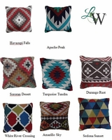 Kilim Deluxe Tapestry Pillow / Cushion