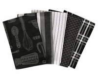 Kitchen Tools 5 Piece Kitchen Towel Set
