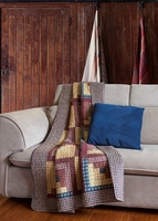 Lancaster Patchwork Quilted Throw