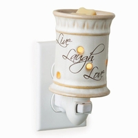 Live, Laugh, Love Plug In Fragrance Warmer