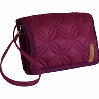 Magenta Large Wallet by Donna Sharp