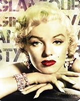 Marilyn Monroe ~ Glamour Luxury Blanket