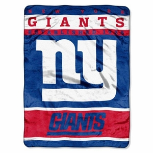 New York Giants Team Blanket