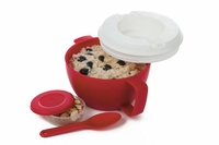 On The Go Bowl - Microwave