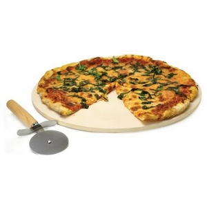 Pizza Stone Baking Set